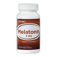 Снотворное GNC Melatonin 5 (60 таб)