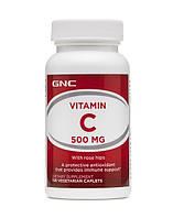 Витамины GNC Vitamin C 500 (100 капс)