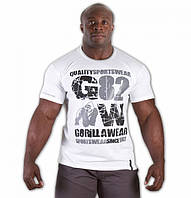 Футболка Gorilla wear 82 Tee (White)