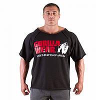 Футболка Gorilla wear Classic Work Out Top (Black)