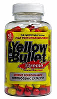 Жиросжигатель Hard Rock Supplements Yellow Bullet Extreme (100 капс)