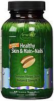 Витамины для кожи, ногтей и волос Irwin Naturals Healthy Skin+Hair+Nails (120 капс)