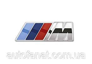 Оригинальный значок BMW M Pin (80282410915)