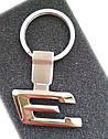 Оригинальный брелок BMW 3 Series Key Ring, Silver (80272454649), фото 5
