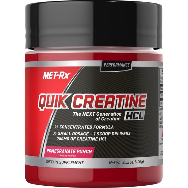 Креатин MET-RX Quik-Creat (100 г)