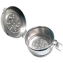 Коробка стерилизационная по KONRICH с нержавеющей стали с фильтром №1
