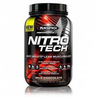Протеин MuscleTech Nitro Tech (908 г)