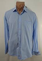 Мужская рубашка TAILORsSTORE Размер М Ткань 100% коттон, фото 2