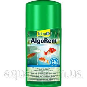 TetraPond AlgoRem 250 мл средство против мутной, зеленой воды в пруду с рыбами