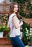Летняя блуза принт сердечки, Бл-4472, фото 2