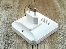 Bell Doorbell WiFi D2-B10 CAD звонок для беспроводных домофонов 220V, фото 3