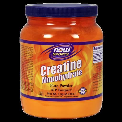 Креатин NOW Creatine Monohydrate (1 кг)