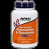Препарат для восстановления суставов и связок NOW Glucosamine & Chondroitin (60 капс)