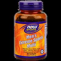 Витамины для мужчин NOW Men's Extreme Sports Multi (90 капс)