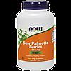 Минеральный комплекс для мужчин NOW Saw Palmetto Berries 550 мг (250 капс)
