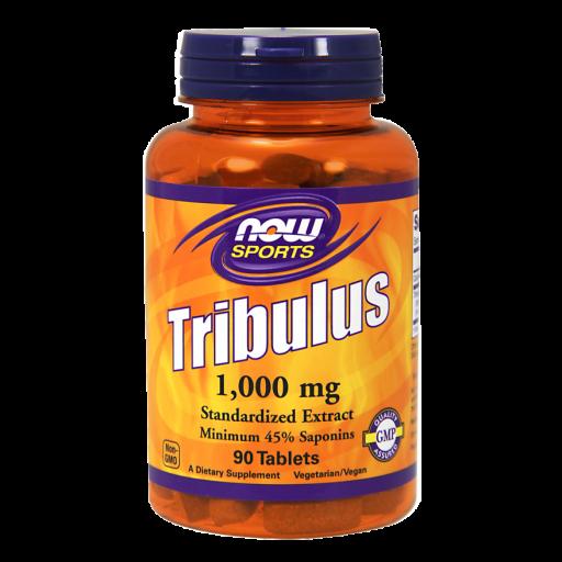 Трибулус NOW Tribulus 1000 mg (90 таб)