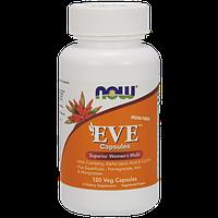 Витамины для женщин Now Eve (120 капс)