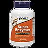 Сбалансированный комплекс ферментов и энзимов NOW Super Enzymes (90 таб)