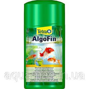 TetraPond AlgoFin 250 мл препарат для борьбы с нитевидными водорослями в пруду с рыбами, кои, комета