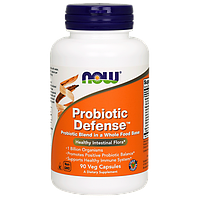 Витамины NOW Probiotic Defense (90 капс)