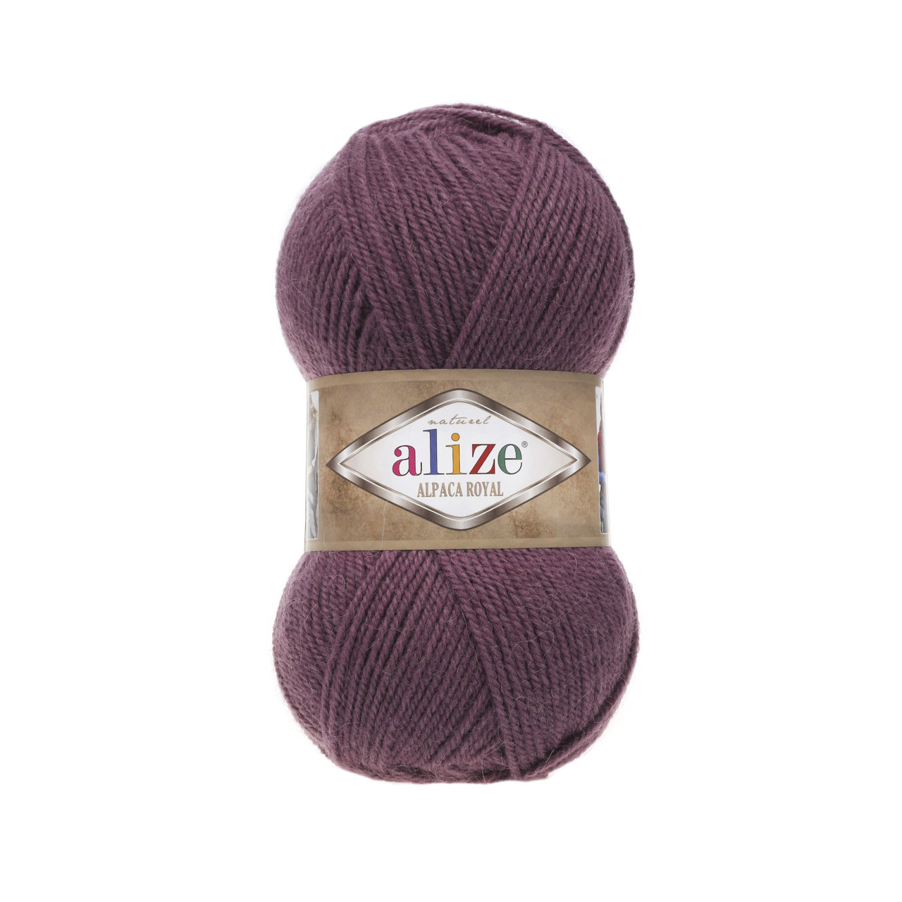 Alize Alpaca Royal № 169