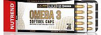 Комплекс незаменимых жирных кислот Nutrend Omega Plus Softgel Caps (120 капс)