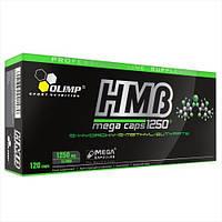 Препарат для подавления катаболизма Olimp Labs HMB Mega Caps 1250 мг (120 капс)