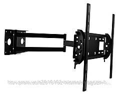 Выносное поворотное настенное крепление для LCD телевизора