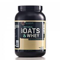 Протеин Optimum Nutrition Oats Whey (1.363 кг)