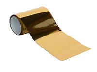 Переводная фольга для дизайна ногтей  1,2 № 126 Velenа (светло-оран золото металлик)