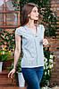 Летняя блуза мята, Бл- 5920, фото 4