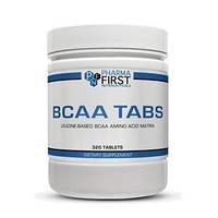 BCAA аминокислоты Pharma First BCAA tabs (320 таб)