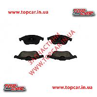 Тормозные колодки передние Renault Megane III 1.5/2.0 dCi 12-  LPR Италия 05P1534