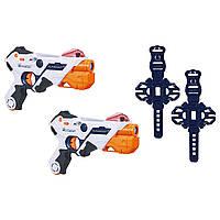 Набор из двух лазерных бластеров AlphaPoint Nerf Laser Ops Pro Toy Blasters Nerf
