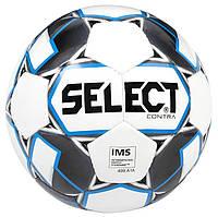 Мяч для футбола тренировочный SELECT Contra IMS (Оригинал с гарантией)