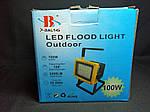 Светодиодный прожектор LED Flood Light Outdoor 100W, фото 6