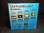 Светодиодный прожектор LED Flood Light Outdoor 100W, фото 3