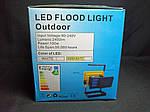 Светодиодный прожектор LED Flood Light Outdoor 100W, фото 8