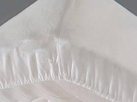 Наматрасник-чехол 140х190х25 см Непромокаемый, фото 2
