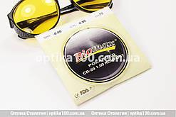 Жёлтая линза для зрения АНТИФАРА + POLAROID. С поляризационным покрытием!