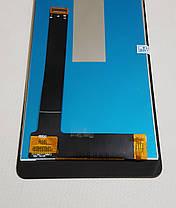 Модуль (сенсор + дисплей) для Coolpad Modena 2 E502 золотий, фото 2
