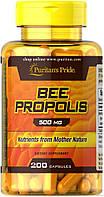 Витаминно-минеральный комплекс Puritan's Pride Bee Propolis 500 мг (100 капс)
