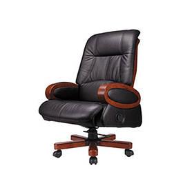 Кресло Эдисон EX RL комбинированная кожа люкс LC-А (АКЛАС-ТМ)