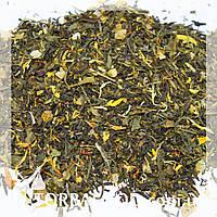 """Чай зелений та білий """"8 скарбів Шаоліня"""""""