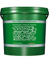 Протеин Scitec Nutrition 100% Whey Isolate (4 кг)
