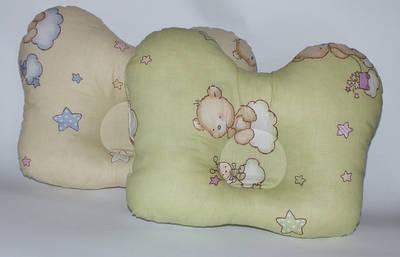 Подушки ортопедические, противопролежневые, детские