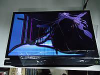"Телевизор 24"" Toshiba 24P1306EV на запчасти разбита матрица, фото 1"