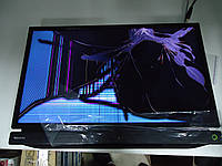 "Телевизор 24"" Toshiba 24P1306EV на запчасти разбита матрица (TL240XS2A-0, V71A00028801 ), фото 1"