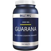 Энергетический препарат Scitec Essentials Guarana (100 таб)
