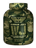 Протеин Scitec Nutrition Muscle Army Warrior Juice (2.1 кг)